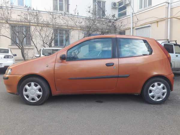 Fiat Punto, 2001 год, 129 000 руб.