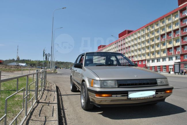 Toyota Sprinter, 1986 год, 160 000 руб.