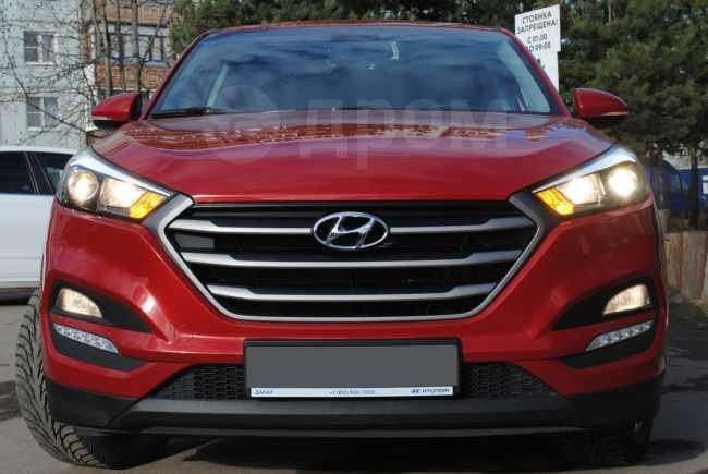 Hyundai Tucson, 2017 год, 1 320 000 руб.