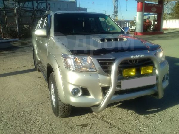 Toyota Hilux Pick Up, 2014 год, 1 150 000 руб.