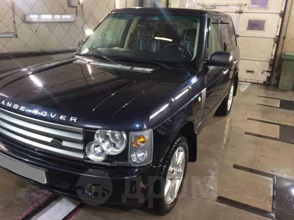 Land Rover Range Rover, 2004 год, 550 000 руб.