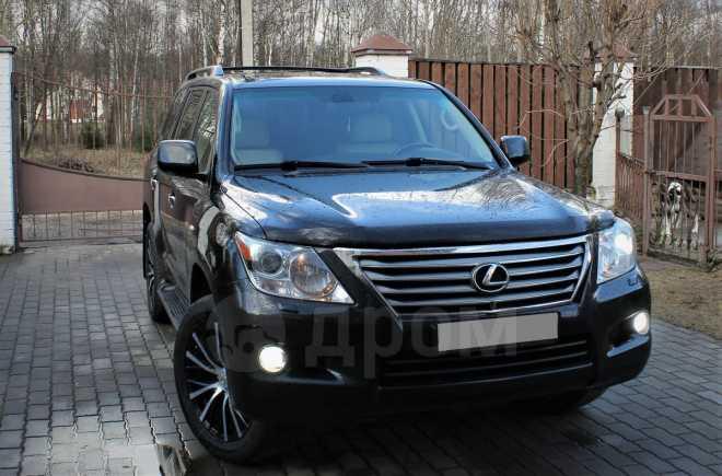 Lexus LX570, 2011 год, 1 900 000 руб.