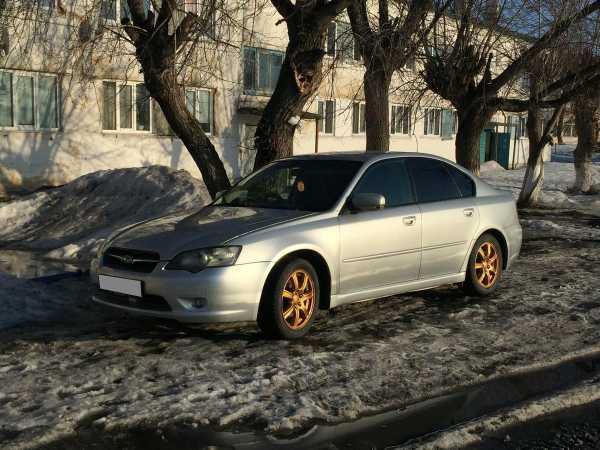 Subaru Legacy B4, 2004 год, 375 000 руб.