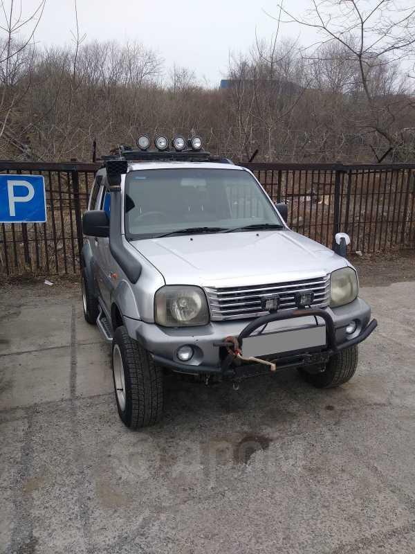 Suzuki Jimny Wide, 1998 год, 420 000 руб.