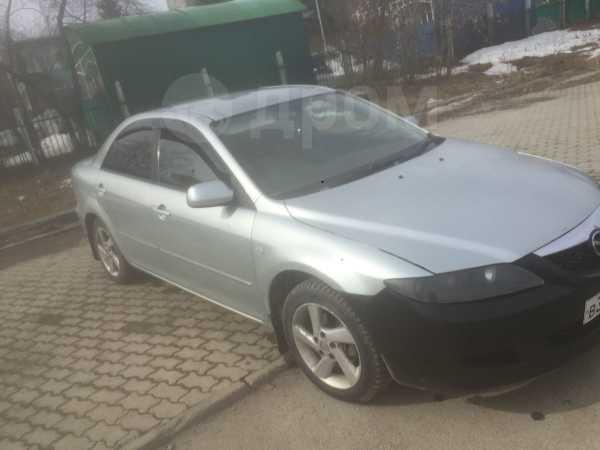 Mazda Atenza, 2002 год, 192 000 руб.