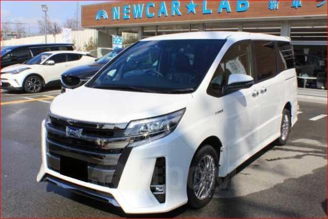 Toyota Noah, 2019 год, 865 000 руб.