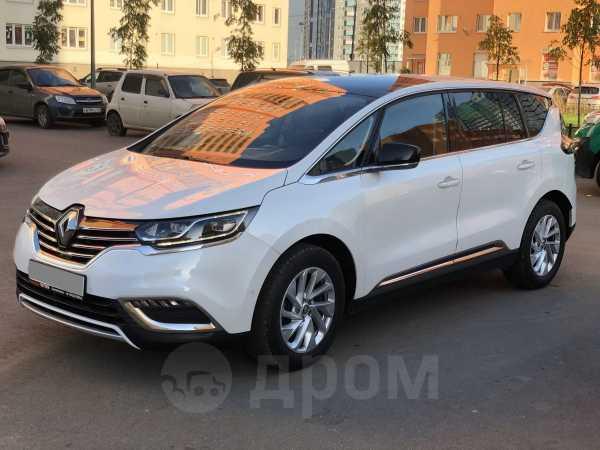 Renault Espace, 2015 год, 1 250 000 руб.