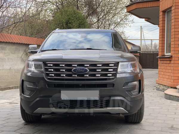 Ford Explorer, 2017 год, 2 500 000 руб.