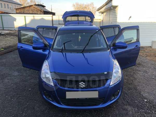 Suzuki Swift, 2012 год, 440 000 руб.