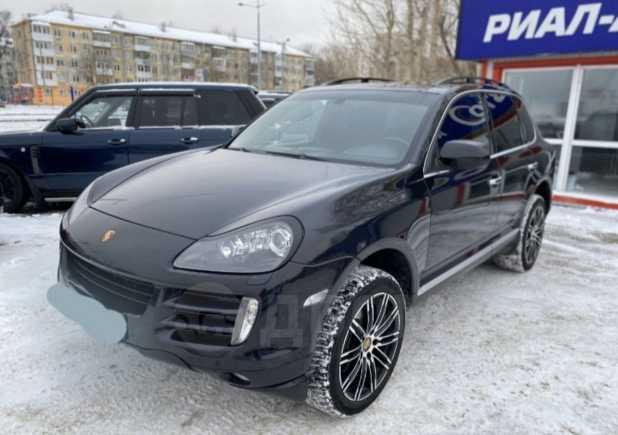 Porsche Cayenne, 2008 год, 799 000 руб.