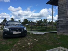 Архангельск Avensis 2008