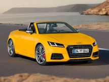 Audi TTS 2014, открытый кузов, 3 поколение, 8S