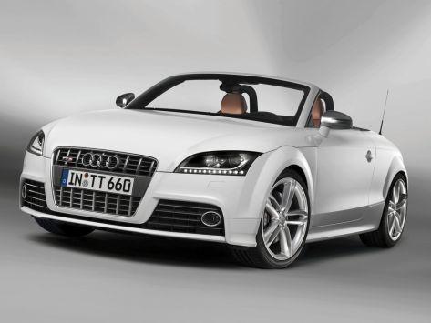 Audi TTS (8J) 01.2008 - 05.2010