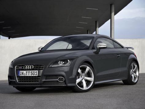 Audi TTS (8J) 05.2010 - 03.2014
