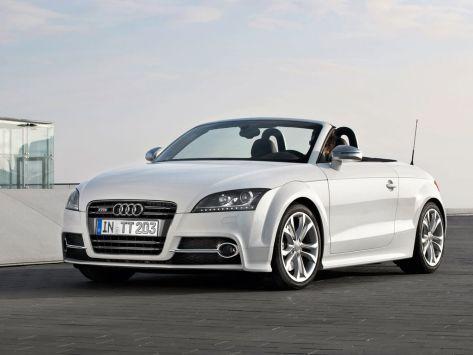 Audi TTS (8J) 05.2010 - 03.2013