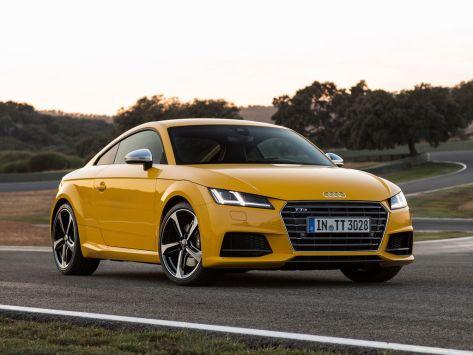 Audi TTS (8S) 10.2014 - 06.2018