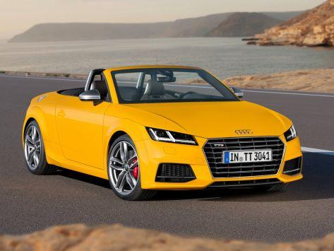 Audi TTS (8S) 12.2014 - 06.2018