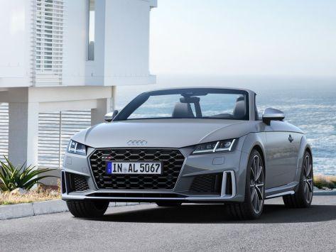 Audi TTS (8S) 07.2018 -  н.в.