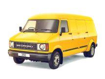 CF 1984, цельнометаллический фургон, 2 поколение