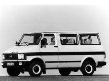 CF 1984, минивэн, 2 поколение