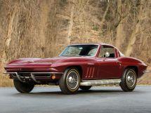 Chevrolet Corvette 1962, купе, 2 поколение, C2