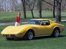 Chevrolet Corvette 2-й рестайлинг 1972, купе, 3 поколение, C3
