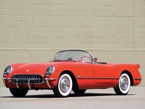 Chevrolet Corvette (C1) 01.1953 - 11.1955