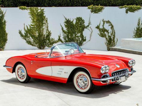 Chevrolet Corvette (C1) 11.1957 - 07.1962