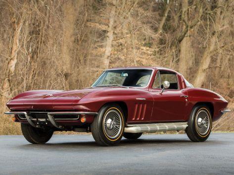Chevrolet Corvette (C2) 08.1962 - 07.1967