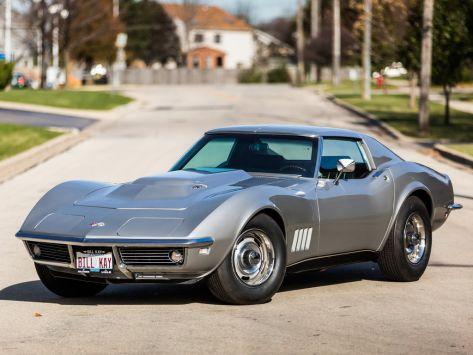 Chevrolet Corvette (C3) 08.1967 - 08.1969