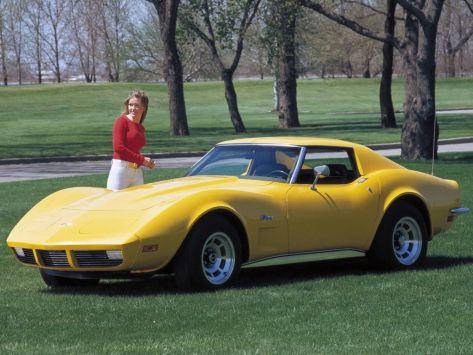 Chevrolet Corvette (C3) 08.1972 - 07.1977