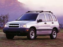 Chevrolet Tracker 1998, джип/suv 5 дв., 2 поколение