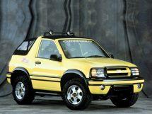 Chevrolet Tracker 1998, джип/suv 3 дв., 2 поколение