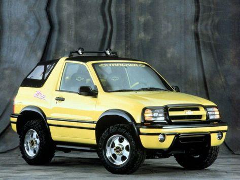 Chevrolet Tracker  12.1998 - 01.2004