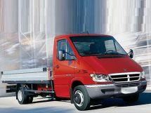 Dodge Sprinter 2002, бортовой грузовик, 1 поколение