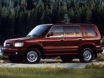Isuzu Trooper рестайлинг, 2 поколение, 01.1998 - 12.2002, Джип/SUV 5 дв.