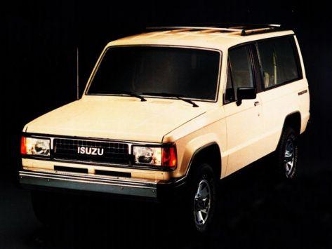 Isuzu Trooper  01.1987 - 12.1991