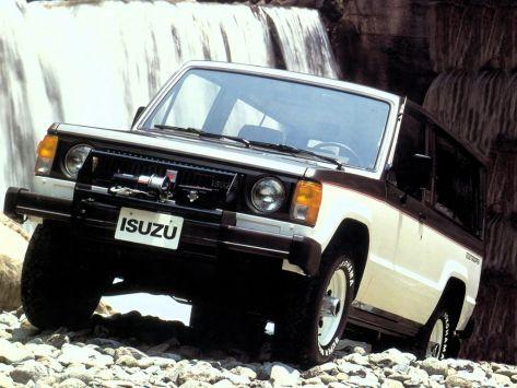 Isuzu Trooper  01.1983 - 12.1986