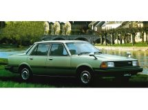 Mazda Capella рестайлинг 1980, седан, 3 поколение, CB