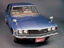 Mazda Capella 1974, седан, 2 поколение, CB12S