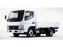Mitsubishi Fuso Canter 2002, бортовой грузовик, 7 поколение
