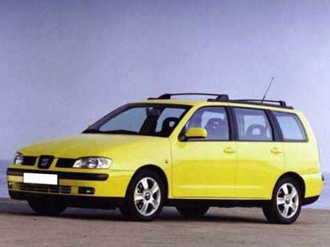 SEAT Cordoba (6K) 08.1999 - 09.2002