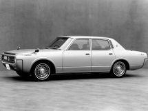 Toyota Crown 1971, седан, 4 поколение, S60