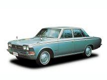 Toyota Crown 1967, седан, 3 поколение, S50