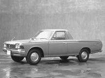 Toyota Crown 1967, пикап, 3 поколение, S50