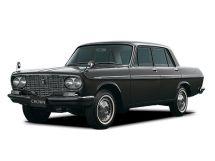 Toyota Crown 1962, седан, 2 поколение, S40