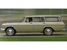 Toyota Crown 1962, универсал, 2 поколение, S40