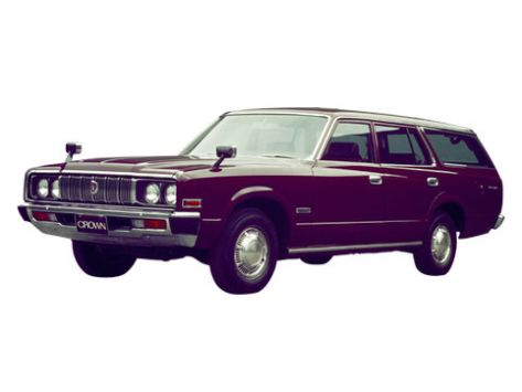Toyota Crown (S80)