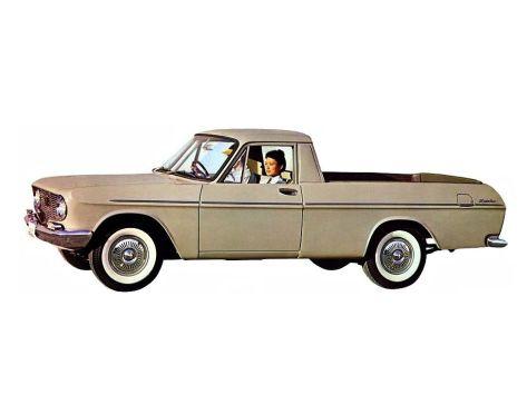 Toyota Crown  09.1962 - 08.1967
