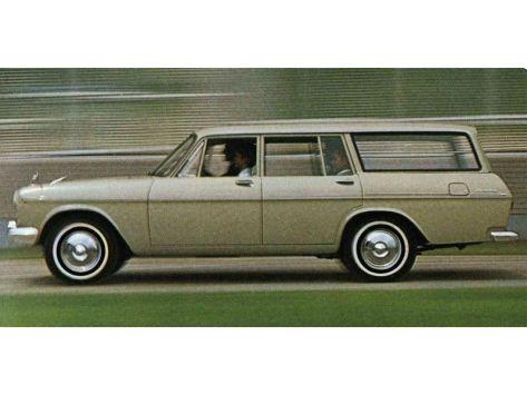 Toyota Crown (S40) 09.1962 - 08.1967